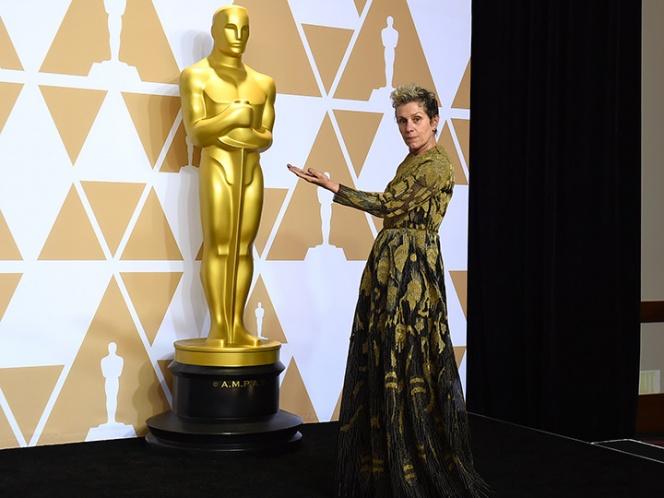 Juez: Hombre acusado de robar Oscar será liberado