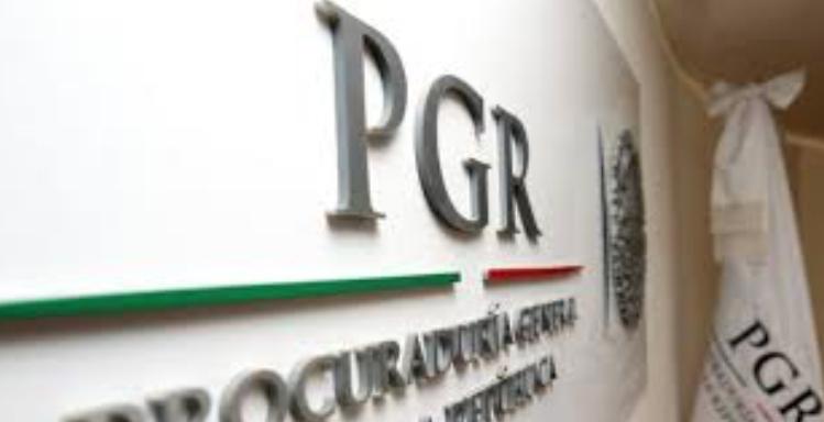 La PGR si sabe encontrar bandidos, lo que le falta es ¿qué quiera?