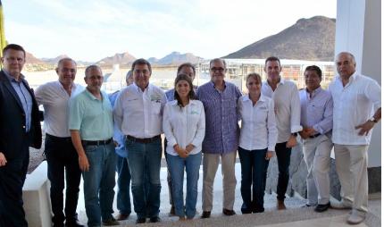 Debe Guaymas despuntar como Zona Metropolitana: Sylvana y Maloro