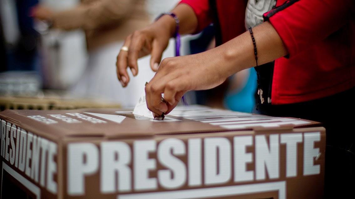Bajo fuego cruzado el proceso electoral