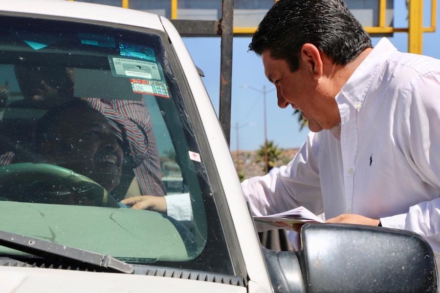 Campaña de Humberto Robles Pompa se trata de escuchar a los ciudadanos y de propuestas claras