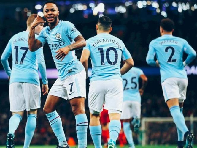 Manchester City se corona con regalito del ManU