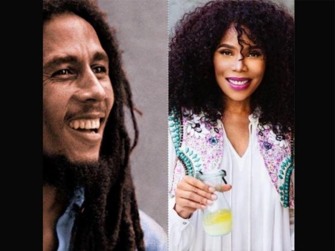 'No fumes mariguana, cómetela', propone la hija de Bob Marley