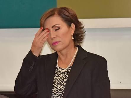 Rosario Robles es santificada ¡no hay investigación en su contra!