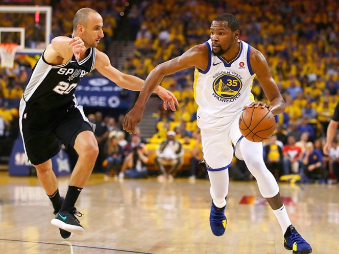 Los Warriors recuperan pegada
