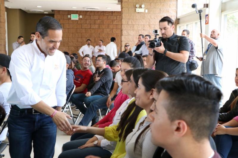Promoverán Maloro y Sylvana desde el Senado crear Instituto Estatal del Emprendedor