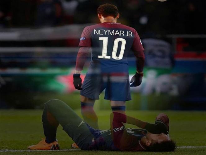 Neymar se 'recupera' de su lesión, piensa en Rusia 2018