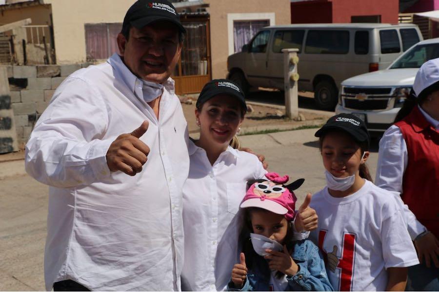 Realiza Humberto Robles Pompa campaña de limpieza con vecinos de La Mesa