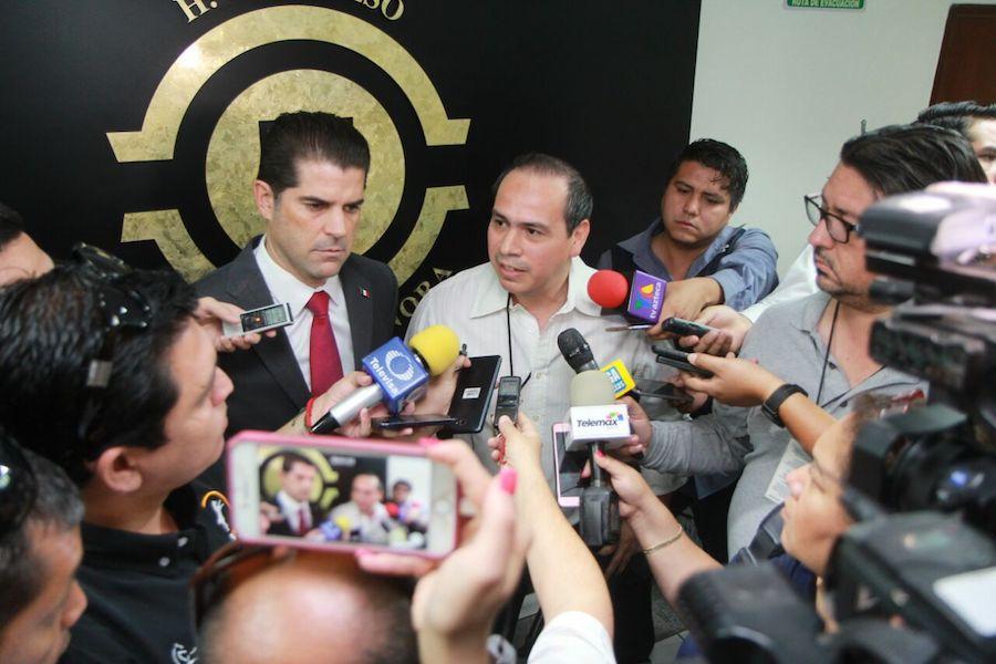 Es urgente aprobar la prisión preventiva a los ladrones: Miguel Ángel Figueroa