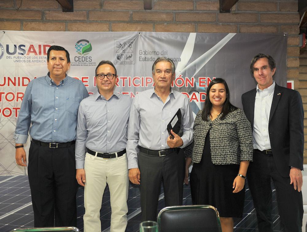 """Realizan taller """"Oportunidades de participación en el sector eléctrico: Rentabilidad y potencial de mitigación"""""""