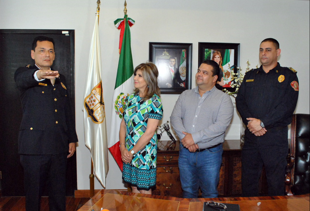 Dirigirá Juan Francisco Matty Ortega el Departamento de Bomberos de Hermosillo