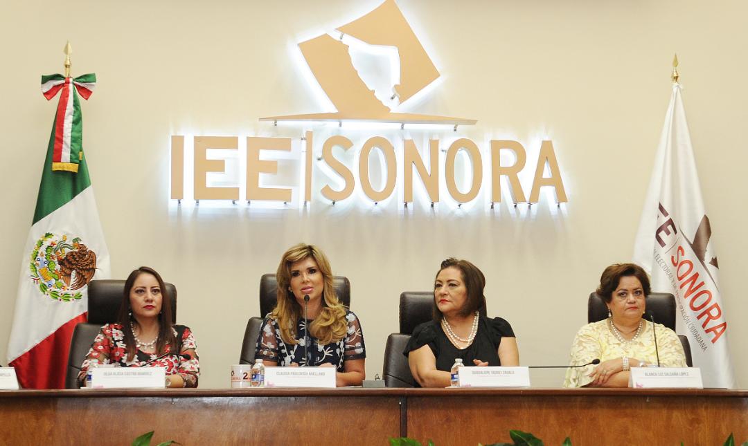 Firma Gobernadora acuerdo contra violencia política de género