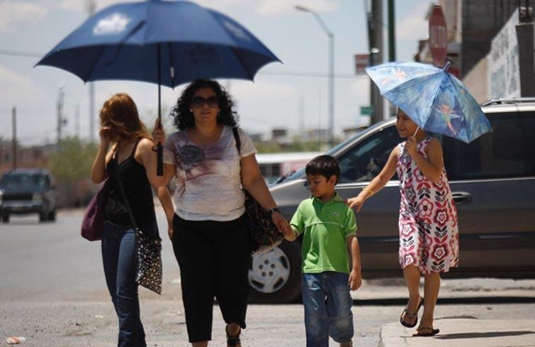 Pide Salud Sonora extremar medidas contra ola de calor
