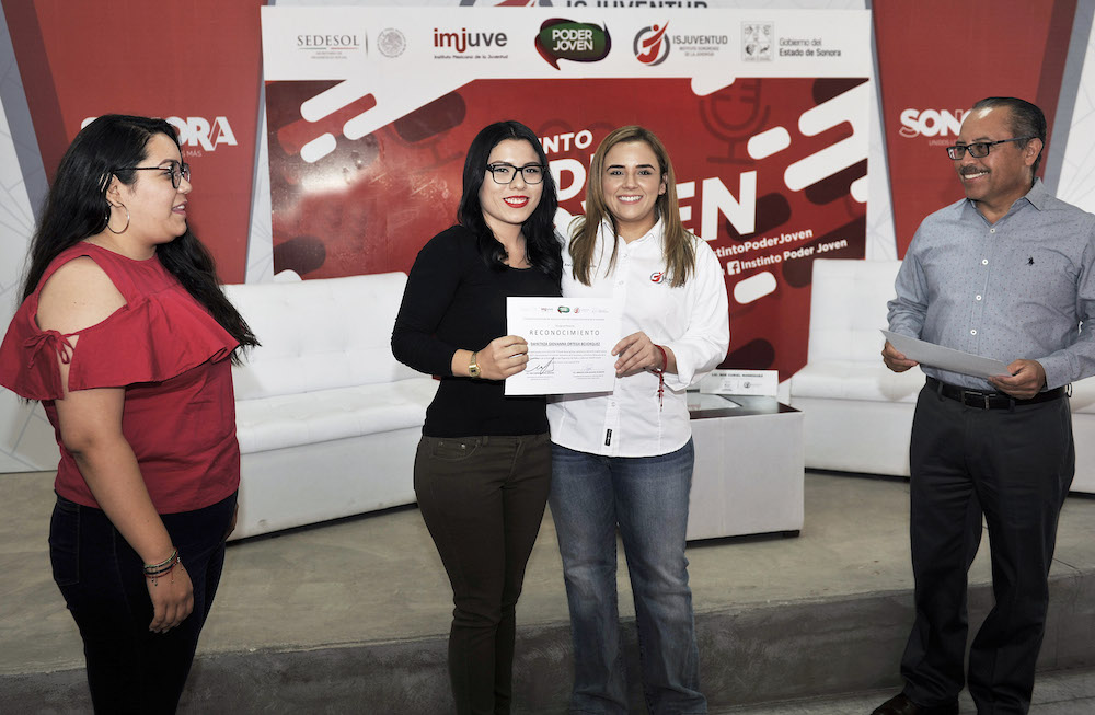 Elige ISJUVENTUD conductores para programa Instinto Poder Joven 2018