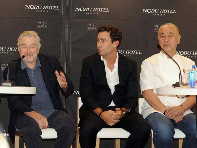 De Niro: 'Si Trump va a un restaurante mío, me salgo'