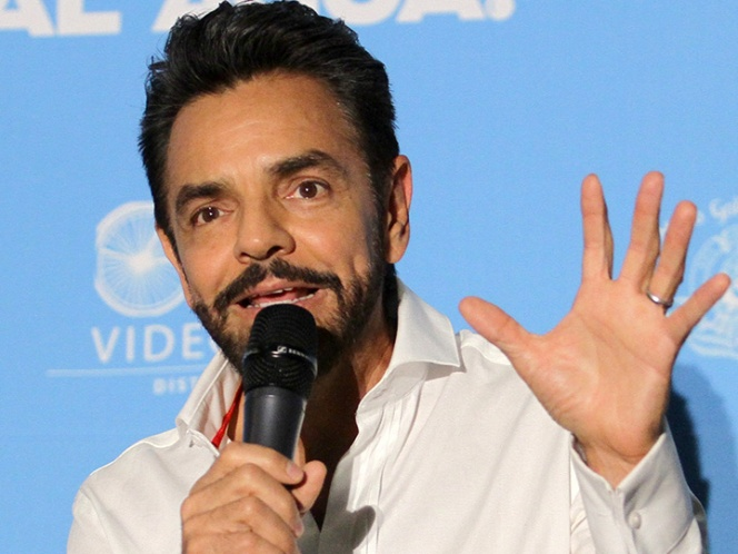 Eugenio Derbez regresará a filmar a México