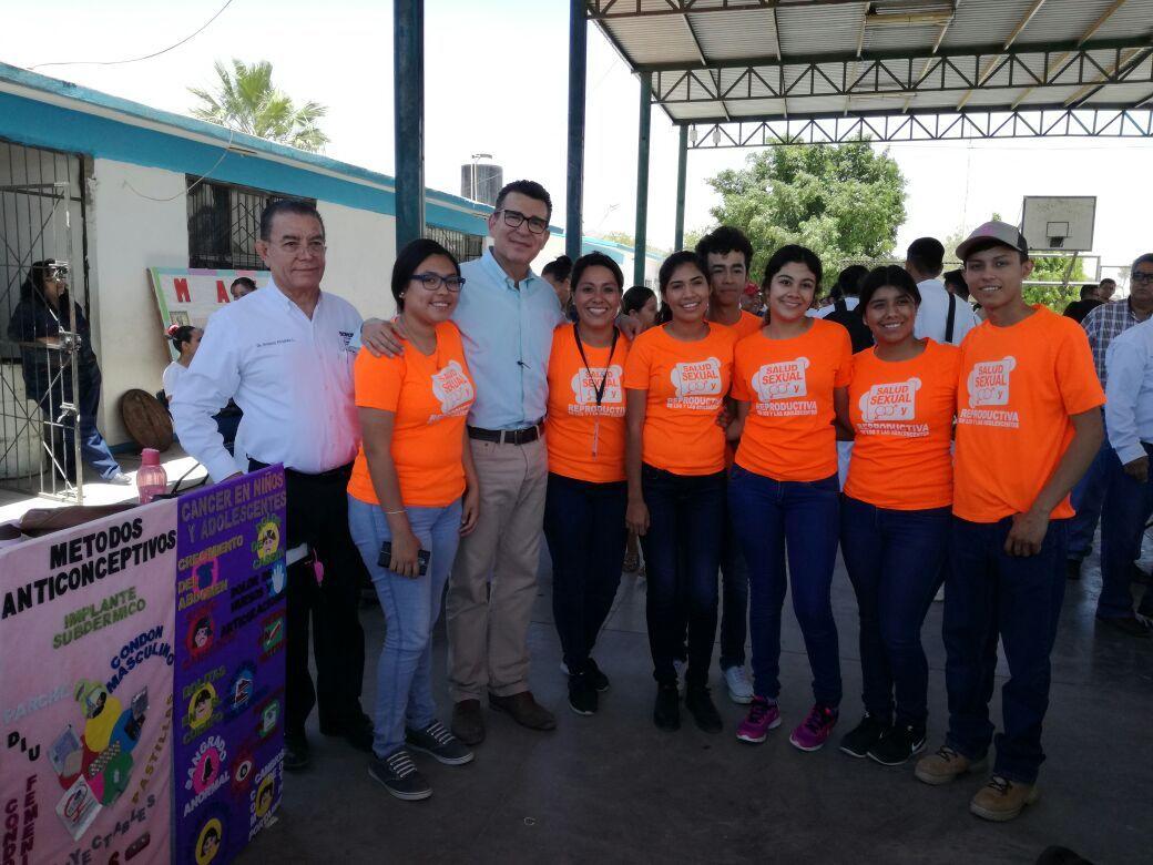 Acerca Secretaría de Salud servicios médicos a Empalme y Bácum