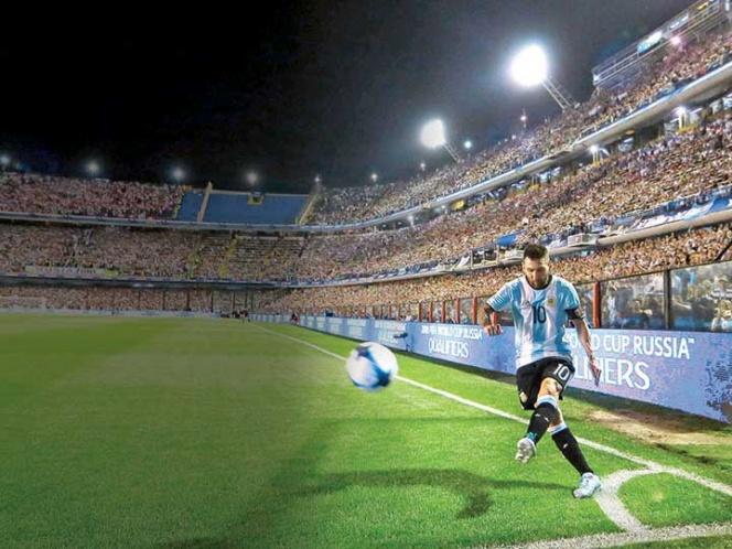 La última Copa de Messi