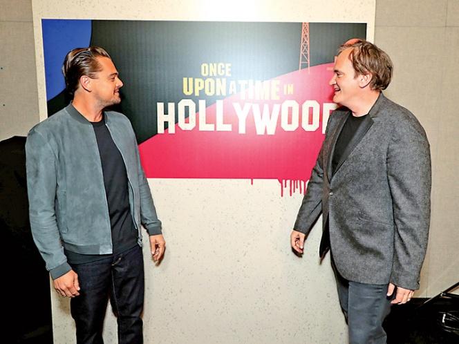 Quentin Tarantino tiene el don