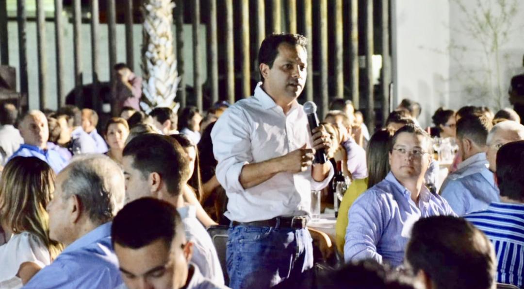 Trabajaré junto a empresarios plan  de seguridad para la Costa de Hermosillo: Ernesto De Lucas