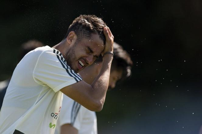 Diego Reyes se pierde el Mundial