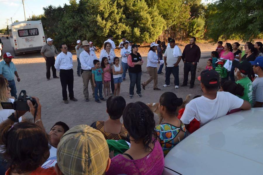 Vamos contra la Rickettsia, ni una muerte más: Karina García