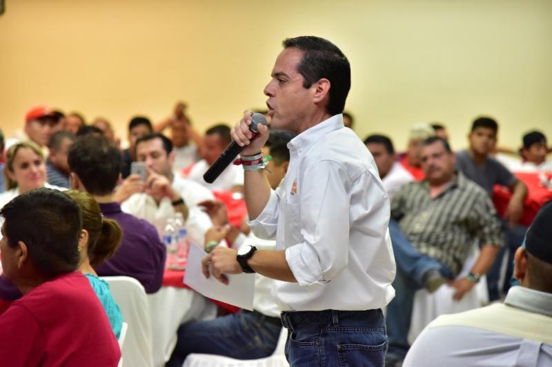 En Guaymas regresaremos capacidad de pensar en grande: Maloro Acosta