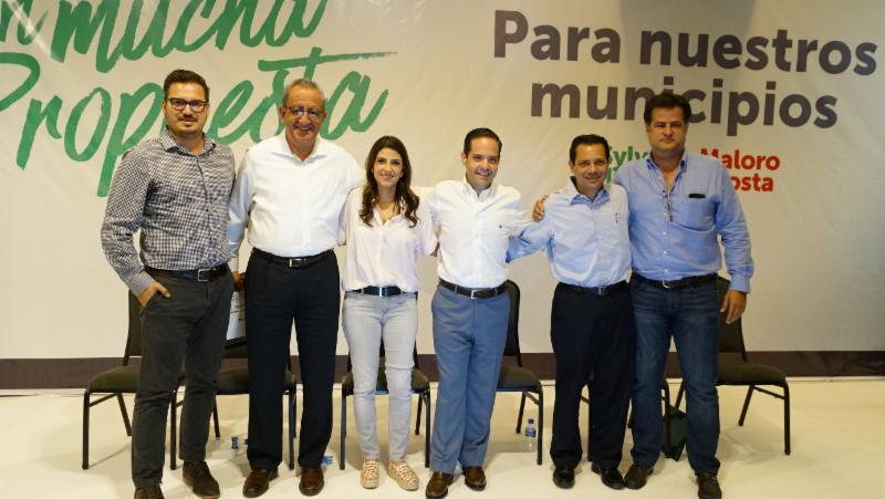 Establecen Sylvana y Maloro iniciativas para fortalecer municipios