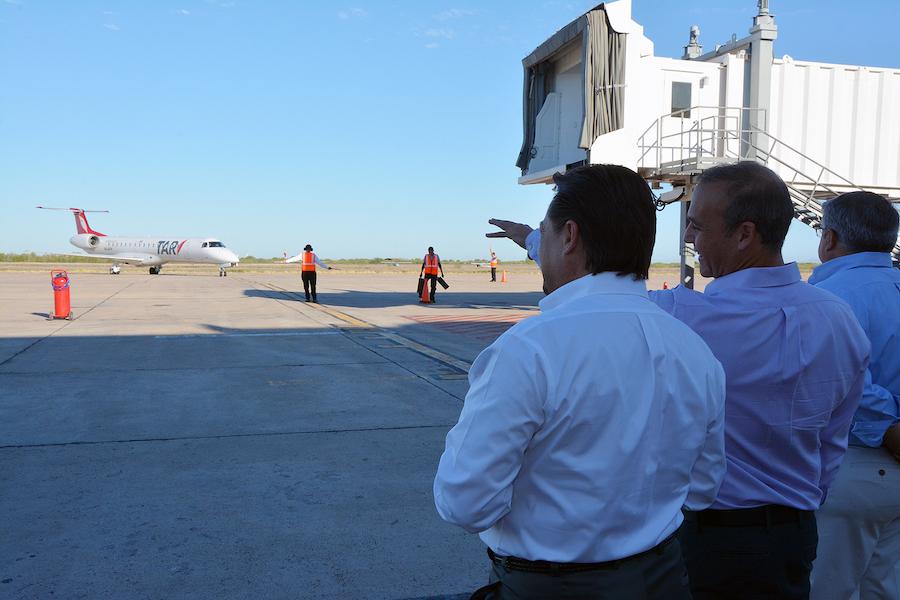 Inauguran nuevo vuelo Ciudad Obregón- Guadalajara