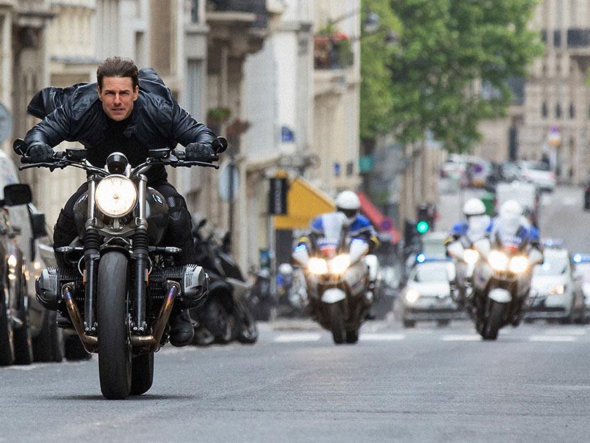 'Mission: Impossible – Fallout' lidera taquilla de EU y Canadá