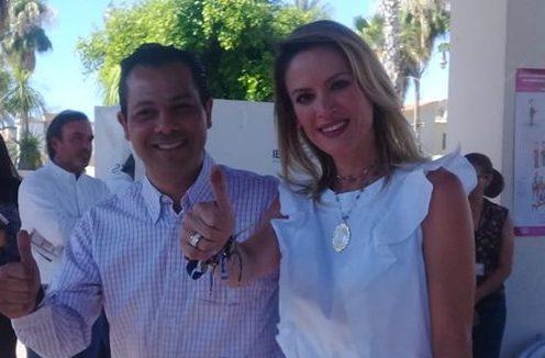 Votan aspirantes a la alcaldía de Hermosillo