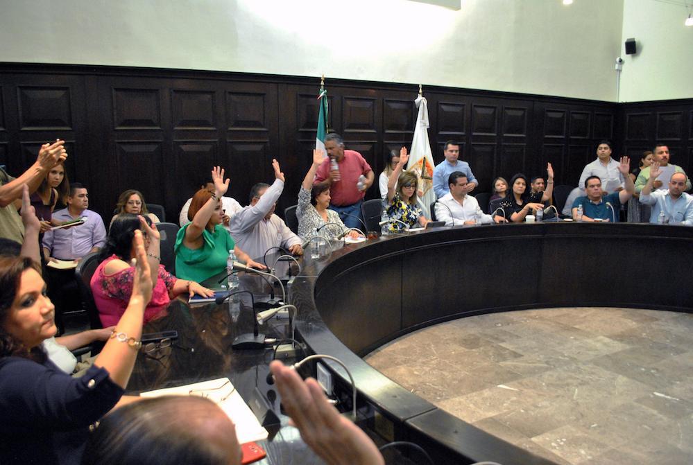 Aprueba Cabildo de Hermosillo la Ley 288 para el estado de Sonora