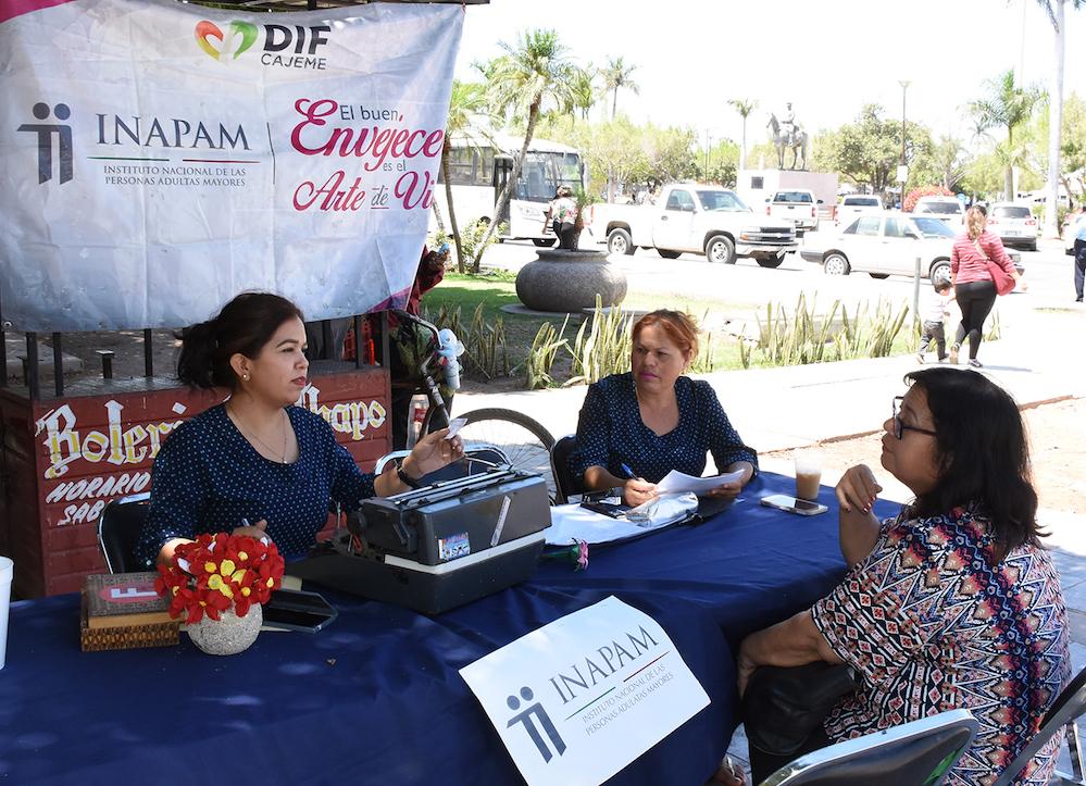 Suspende INAPAM temporalmente entrega de credenciales en Cajeme