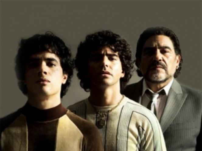Estos son los actores que serán Maradona en serie de Amazon