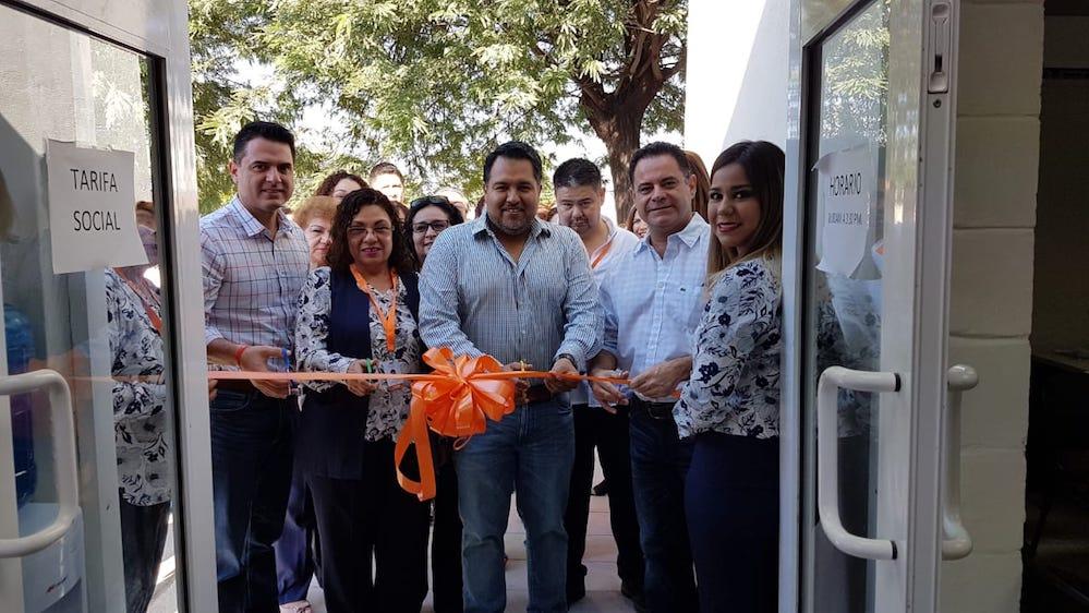 Inaugura AguaH oficina de Tarifa Social
