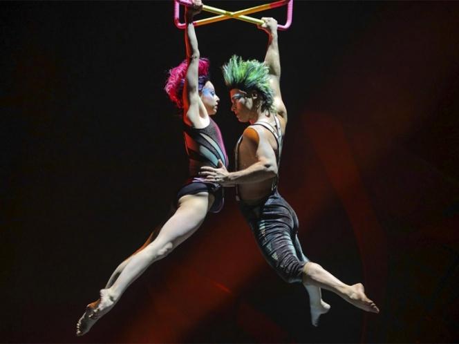 Cirque du Soleil iniciará quinta temporada en la Riviera Maya