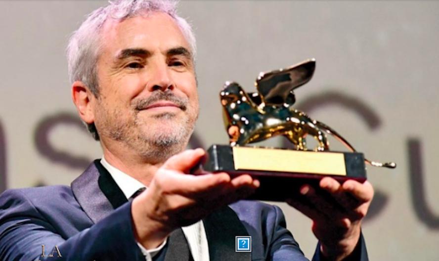 Alfonso Cuarón, triunfo unánime