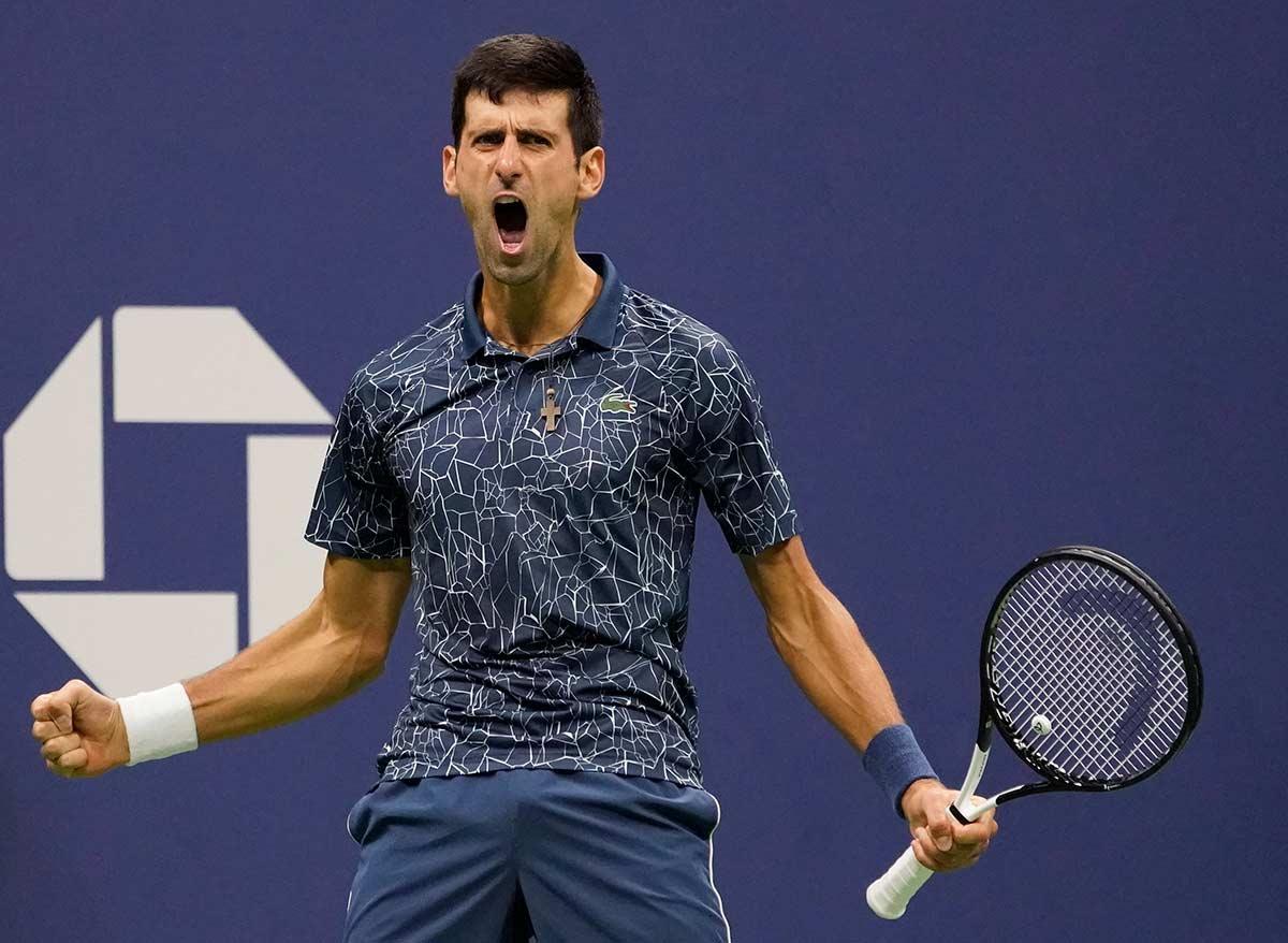 Djokovic doma a Del Potro y gana el US Open