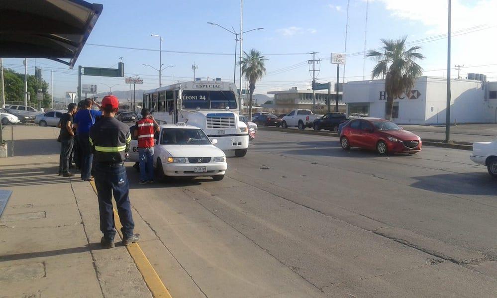 Con Operativo Emergente atiende Estado a usuarios afectados con paro de transporte