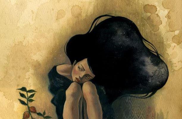 Date el permiso de tener días tristes