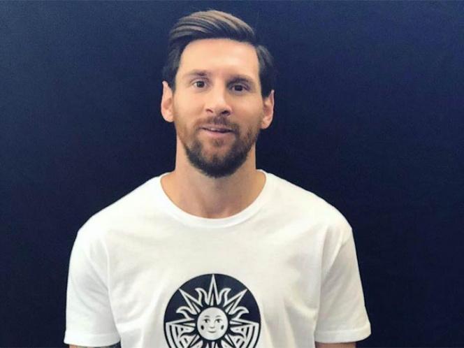 Messi será figura del Cirque du Soleil