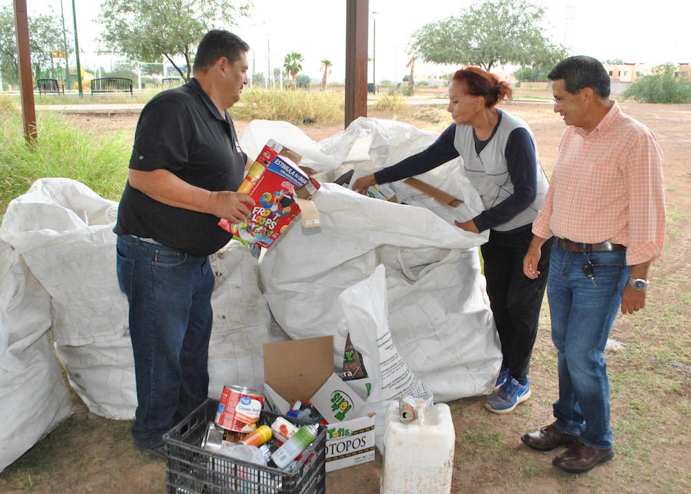 Responden vecinos de Corceles al llamado de Servicios Públicos Municipales