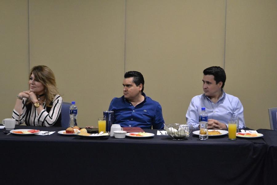 Sostiene GPPAN acercamiento con directivos de medios de comunicación