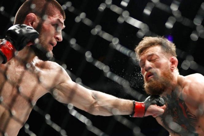 Tunden a McGregor; gana Nurmagomedov y se desata trifulca