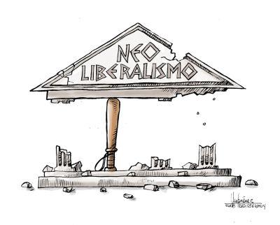 La cordura neoliberal, es locura