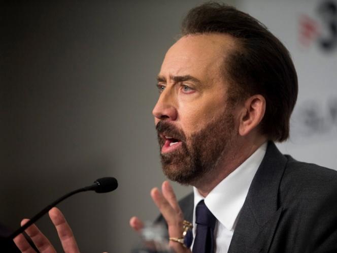 Nicolas Cage niega haber abusado de una mujer