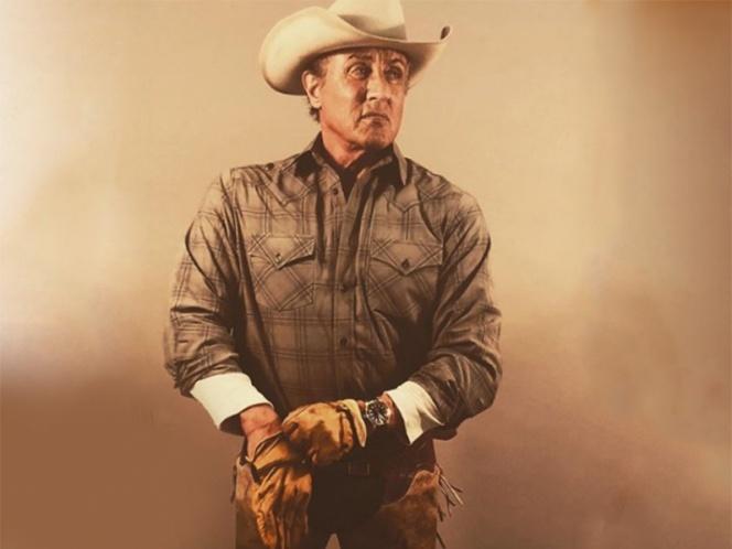 Sylvester Stallone viste de vaquero a Rambo