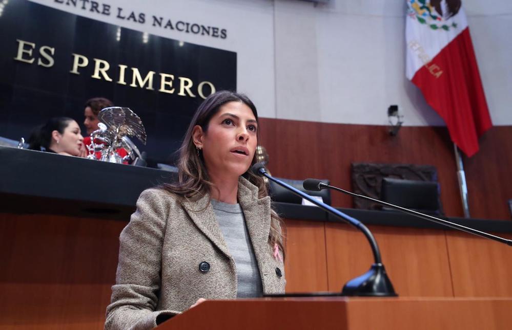 Busca Sylvana Beltrones fortalecer la legítima defensa en favor de la familia y los ciudadanos