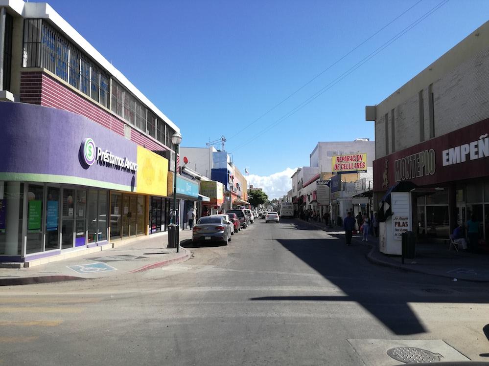 Piden comerciantes del Centro de Hermosillo regularizar servicio en el transporte