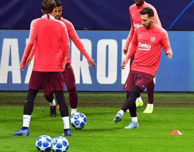 Barcelona extrema precauciones con Messi